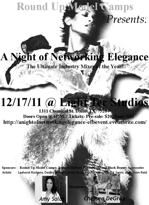 """A Night Of Networking Elegance"""